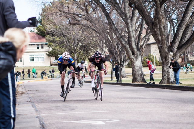 CU Bike Race