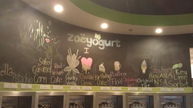 ZoeYogurt