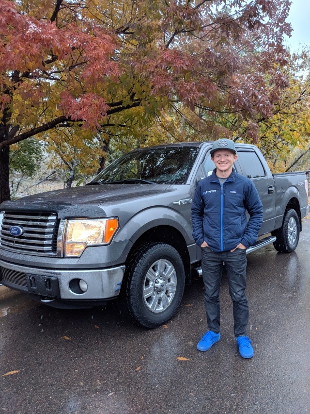 Donny's New Truck